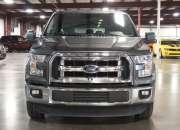 Ford lobo 4x4 2015  gris