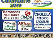 NAVIDAD 2019 EXCURSION BARRANCAS DEL COBRE TREN EL CHEPE