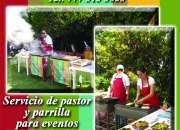 Tacos de pastor para fiestas en Cuernavaca
