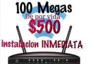 INTERNET Y LINEA TELEFONICA